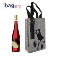 NEW Polyester Felt wine bag
