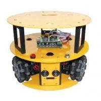 Quality 3WD 100mm Omni Wheel Mobile arduino Robot Kit 10013 for sale
