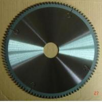 Quality TCT saw blade for cutting wood for sale