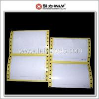 China other labels Dot Matrix Labels on sale
