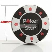 Quality Customized 8GB Funny Poker Chip USB Flash Thumb Drive for sale