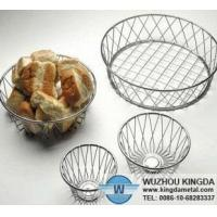 Quality Metal bread basket for sale