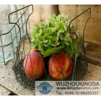 Quality Wire vegetable basket for sale