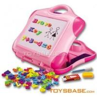New Plastic Toys - Kids educational toys-Deluxe Learning Case HM6830