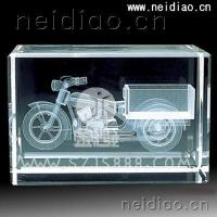 Buy cheap Electric tricycle-Square 3D Laser Crystal from Wholesalers