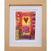 Quality FC46: Steadfast Love (framed) for sale