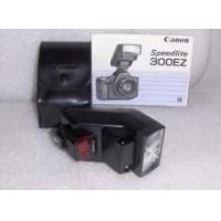 China CANON SPEEDLITE 300EZ FLASH FOR EOS CAMERAS, WITH POUCH. on sale