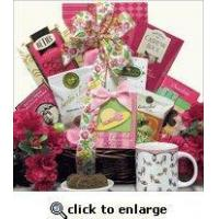 Quality Mother's Day Gift Baskets - Warm Thoughts Coffee 2013 for sale
