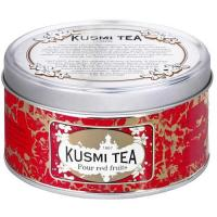 Buy cheap Kusmi Four Red Fruits (Quatre Fruits Rouges) Loose Leaf Tea from wholesalers