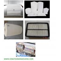 NONWOVEN BASE FABRIC Needle-punched Nonwoven for Filtration