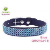 Quality New item!colorful crystal dog collar for sale