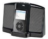 Quality Cyber Acoustics 30-Pin iPod Speaker Dock (CA-461) for sale