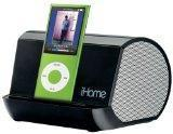 Quality iHome iHM9 Portable Stereo System for iPod, iPhone, and MP3 Players (Black) for sale