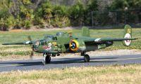 Quality Propeller RC Toy Plane B25 for sale