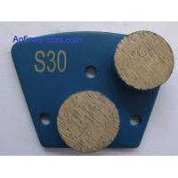 Buy cheap Grinding Round segment trapezoid Plates from Wholesalers