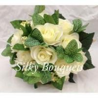 Buy cheap Wedding Flowers 'Jayne' Bridal Bouquet from Wholesalers