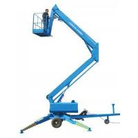 Quality Pull-typ earm-folding lifting platform for sale