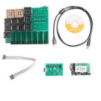 Buy cheap 2012 New UPA USB Programmer V1.2 with Full Adaptors Green Color from wholesalers