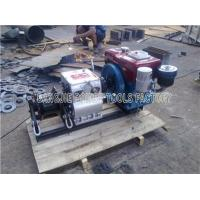 Quality wire rope winch for sale