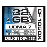 Cinema: 32GB CF 1050X UDMA 7 Cinema Memory Card