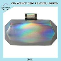 China Mirror coating, colorful clutches, purse, new style bag on sale