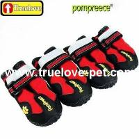 China Product: Outdoor Sport Waterproof Dog Shoes on sale