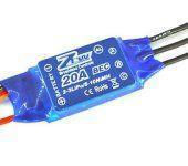 Quality ZTW AL Series 2-3S 20A Electric Speed Controller AL-ZTW20A for sale