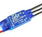 Quality ZTW AL Series 2-3S 30A Electric Speed Controller AL-ZTW30A for sale