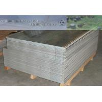 China Aluminum Sheet For PCB Drilling Entry on sale