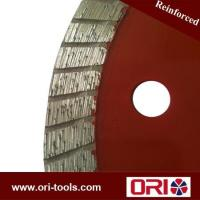 Buy cheap Reinforced Turbo Diamond Saw Blade from Wholesalers