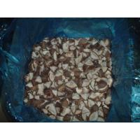 Buy cheap frozen shiitake quarter from Wholesalers