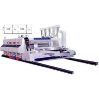 Quality High speed automatic printing and slotting machine for sale