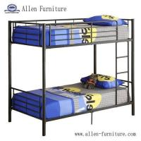 Buy cheap Metal bunk bed Twin-Twin from Wholesalers
