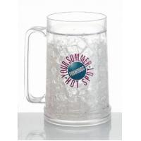 Buy cheap Plastic Freezer beer MUG from Wholesalers