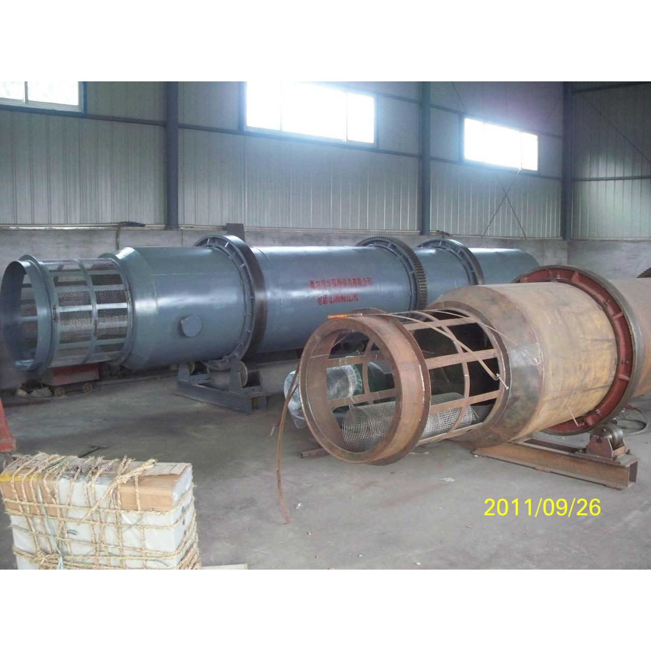 Quality Rotary Drum Lime Slaker for sale