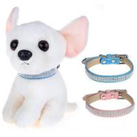 Quality CHIWAVA Bling Bling Dog Collar for sale