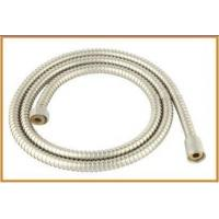 Quality Special flexible double lock shower hose (wire drawing nickle plated) for sale