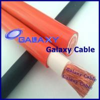Quality Welding Cables DoubleRubberInsulatedFlexib for sale