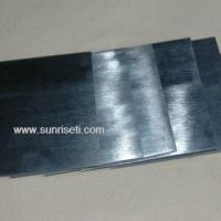 Quality Nitinol materials 10 Superelastic NiTi SMA sheets for Shutters for sale