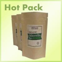 Buy cheap kraft paper design food packaging pouch from wholesalers