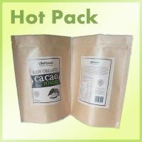 Buy cheap stand up food packaging aluminium foil pouch from wholesalers