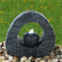 Buy cheap High quality granite mini fountain from Wholesalers