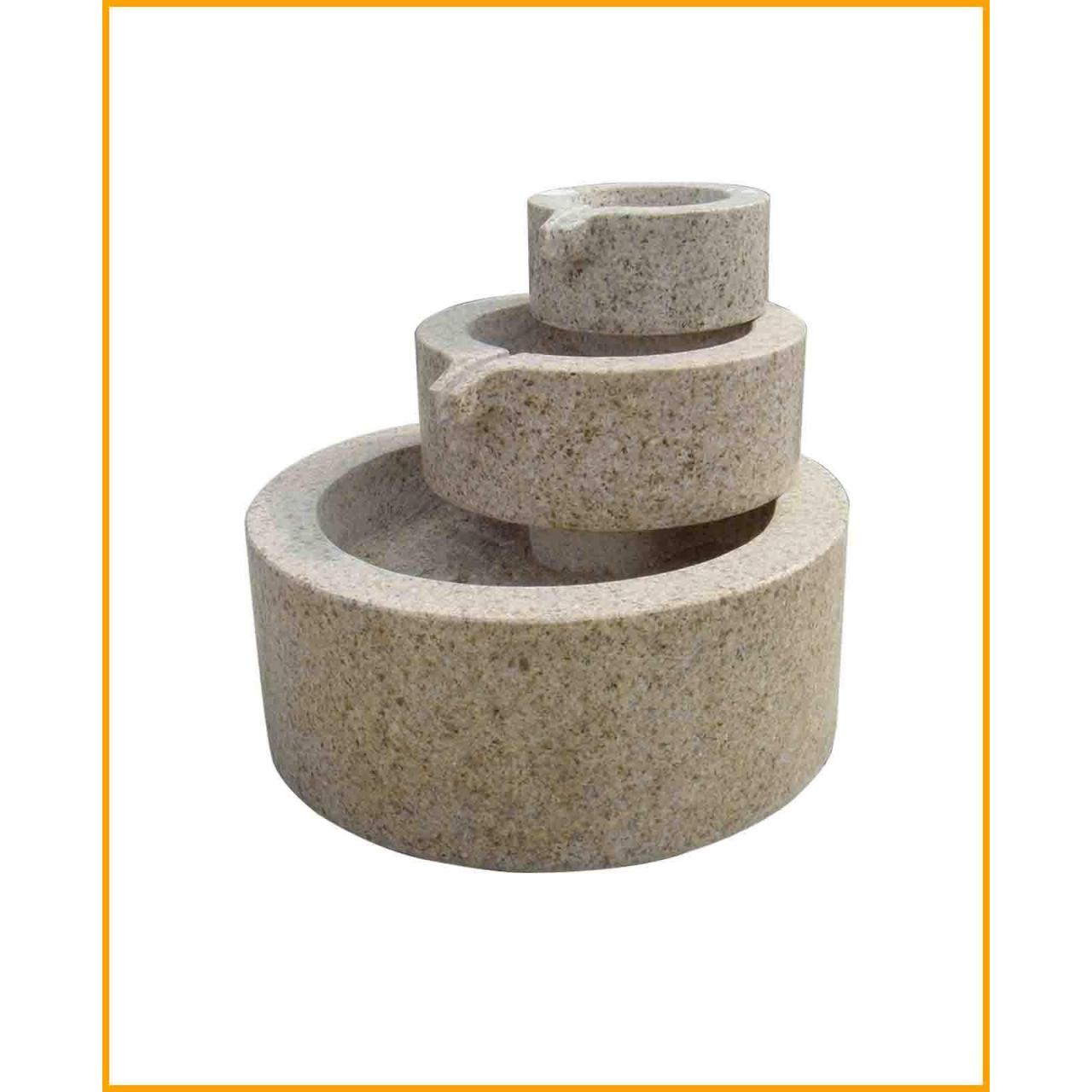 Buy cheap Stone Water Fountains for Hotel Decorative from Wholesalers