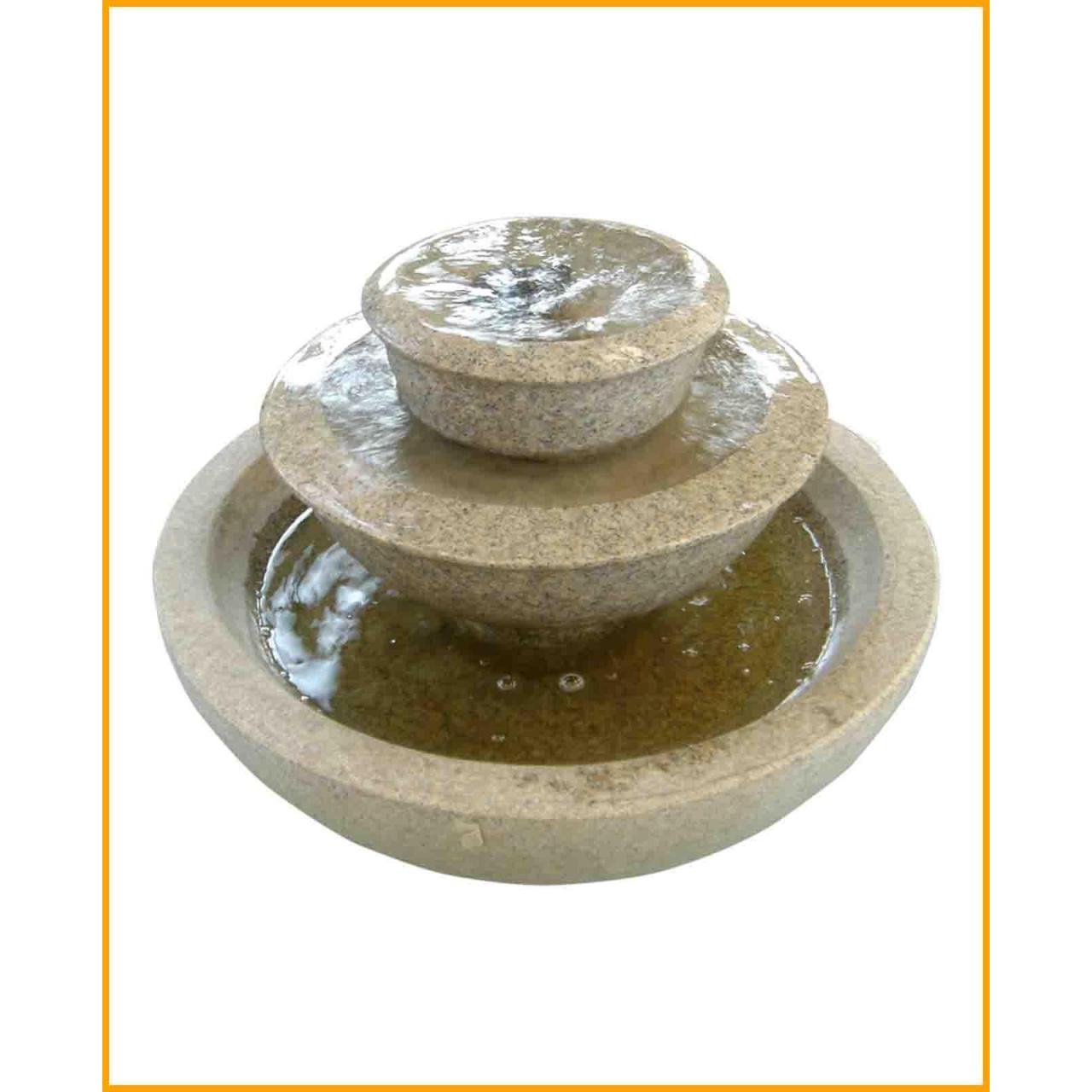 Quality China Granite Buddha Water Features for sale