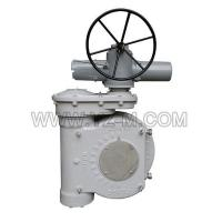 Quality YZ-SD series eledtric worm gear actuator for sale