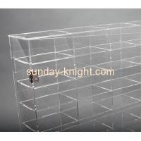 Quality Acrylic minifigure display case comic con toy DBK-021 for sale