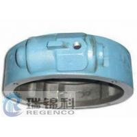 Fully Machined Sand-cast Part, Made of Gray Iron and Ductile Iron