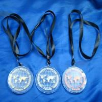 Quality Crystal Medal for sale