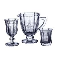 Chinese knot glassware