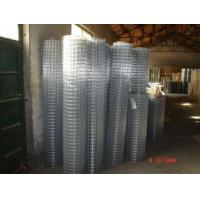 Quality Galvanized Welded Wire Mesh Hot-Dipped Zinc Plating Iron Wire 20 / 22 BWG for sale